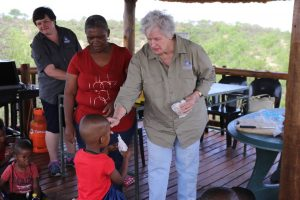 Corporate social investment (CSI) programme, Hillcrest Game Estates supports Diphetogo crèche
