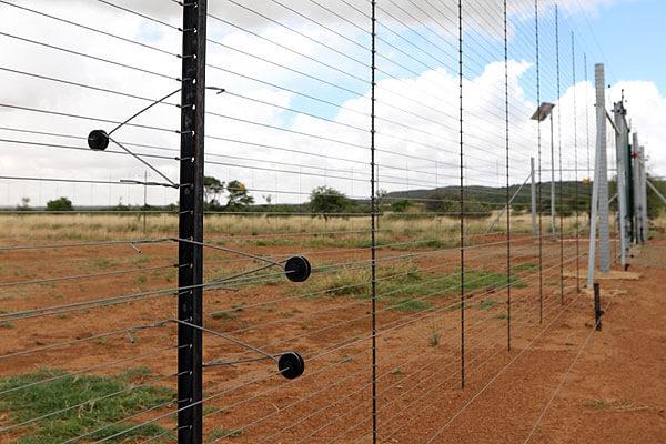 green economy fence